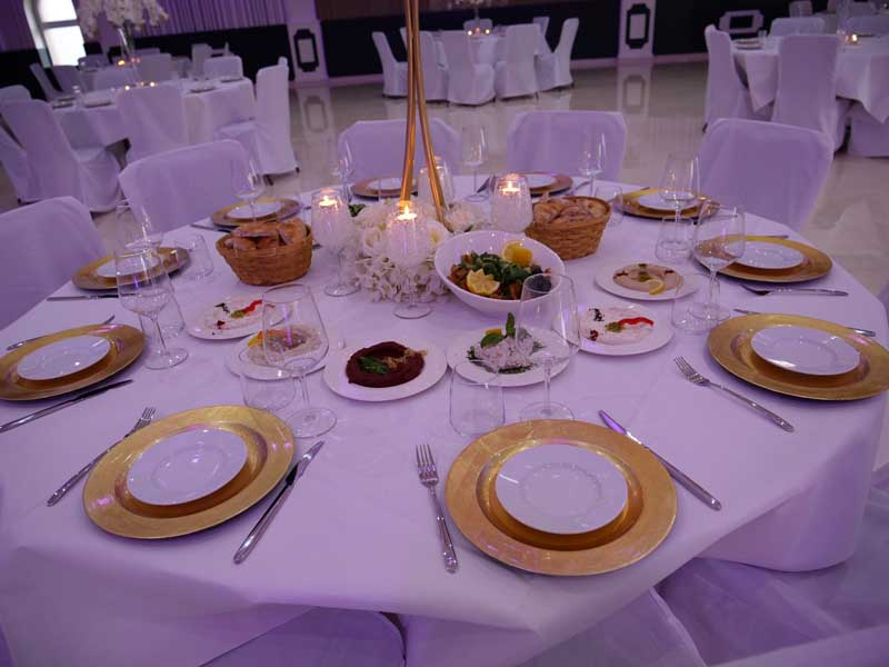 Catering-Service, Wedding Planner